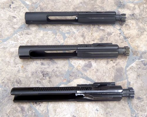 AR-15 Bolt Carrier Differences