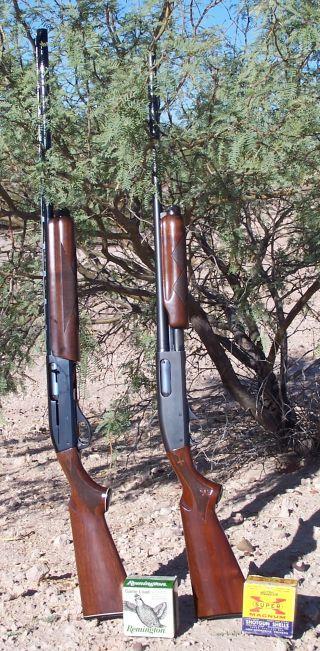 Remington 870 shotgun nomenclature