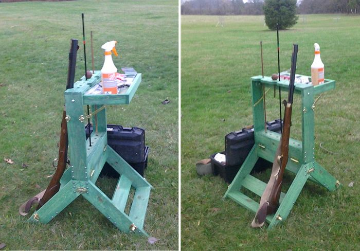 Gun Stand Plans