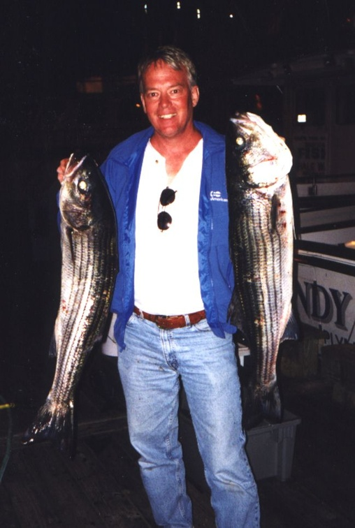 Gary Stripers 1999